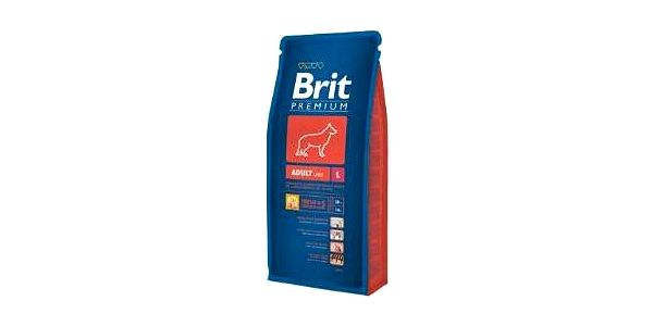 Brit Premium Dog Adult L 3kg