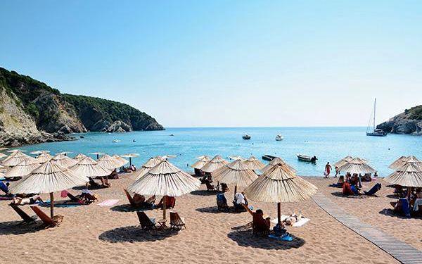 8denní dovolená v letovisku Sutomore Černá Hora