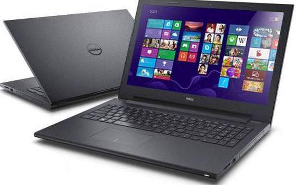 Dell Inspiron 15 3542 (N3-3542-N2-011K) černý + dárek Monitorovací software Pinya Guard - licence na 6 měsíců (zdarma) + Software za zvýhodněnou cenu + Doprava zdarma