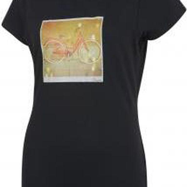 Dámské tričko Dare2B DWT139 TAKE TWO Black