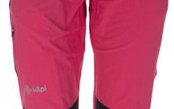 Dámské technické 3/4 kalhoty KILPI SOPHIE růžová