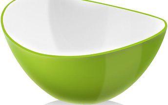 Livio, salátová mísa 25 cm - zelená