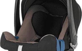 RÖMER Baby-Safe plus II autosedačka 0 - 13 kg Fossil Brown 2015