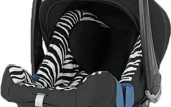 RÖMER Baby-Safe plus SHR II autosedačka 0 - 13 kg Smart Zebra 2015