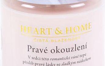 Albi Heart & Home velká svíčka Pravé okouzlení