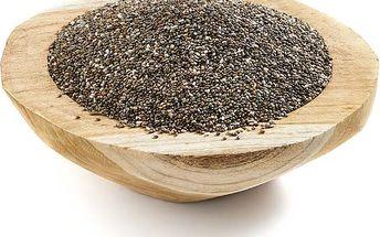 1 kg chia semínek v BIO kvalitě