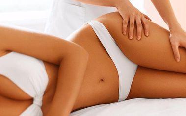 Anticelulitidní masáž a zázvorový zábal