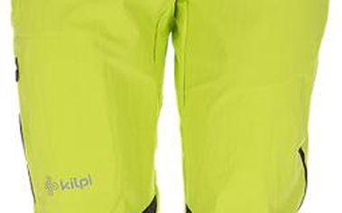 Dámské technické 3/4 kalhoty KILPI SOPHIE zelená