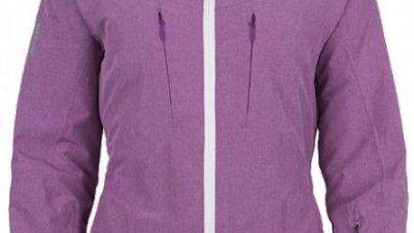 Dámská lyžařská bunda KILPI ADDISON fialová
