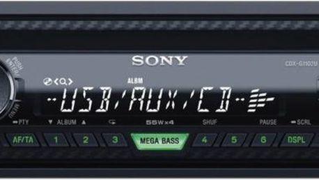 Sony CDX G1102U
