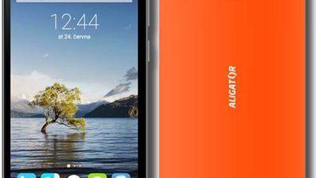 Aligator S5080 LTE Orange