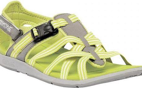 Dámské sandále Regatta RWF398 SUPA-SWIFT LmFiz/GryAsh