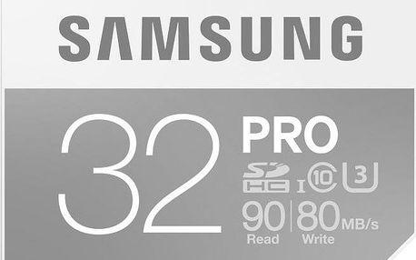 Samsung SDHC Pro 32GB Class 10 - MB-SG32E/EU