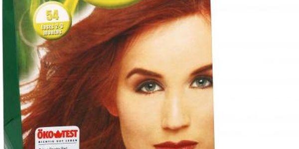 HennaPlus Přírodní prášková barva (Colour Powder) 54 Červená
