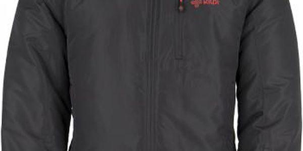 Pánská lyžařská bunda KILPI NOAH černá
