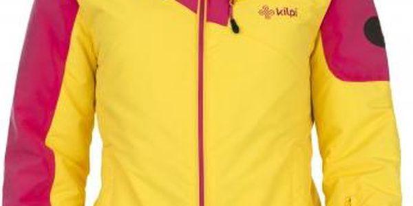 Dámská lyžařská bunda KILPI KEIRA růžová