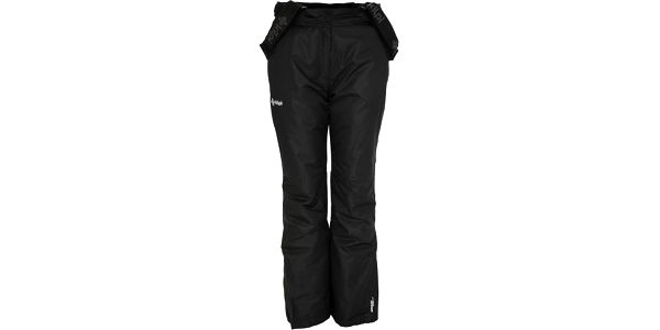 Dámské lyžařské kalhoty KILPI ANTTI černá