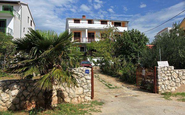 Chorvatsko - Apartmány Nikola - Riviéra Zadar / bez stravy, vlastní doprava, 14 nocí, 4 osoby