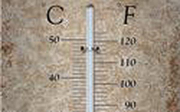 Postershop Teploměr Route 66 auto