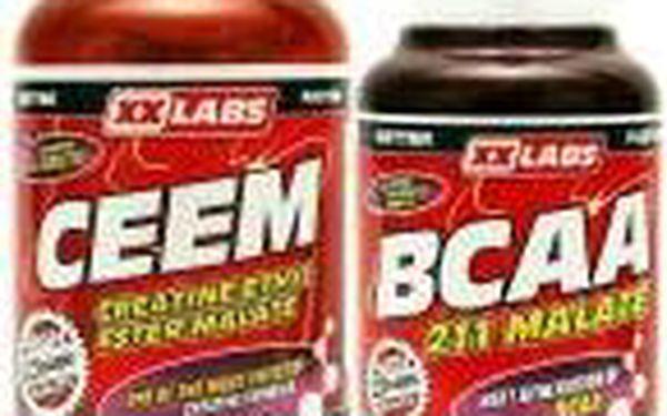CEEM 240 kapslí + BCAA MALATE 90 kapslí ZDARMA : Výprodej
