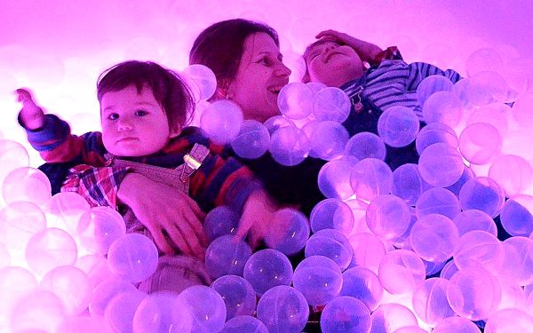 Zábava i rozvoj: Prázdninová multismyslová herna