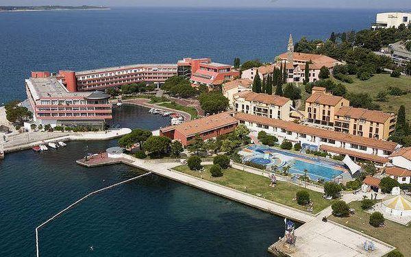 Slovinsko - Portorož na 5 až 6 dní, polopenze s dopravou vlastní