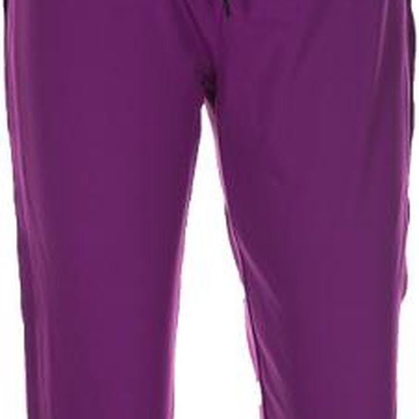 Dámské sportovní 3/4 kalhoty KILPI ROANOKE II. fialová