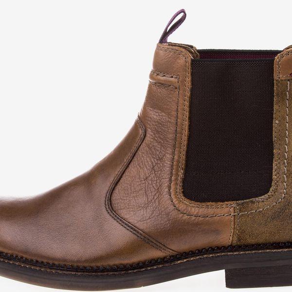 Bushwick Hi Kotníková obuv Clarks, velikost 42,5