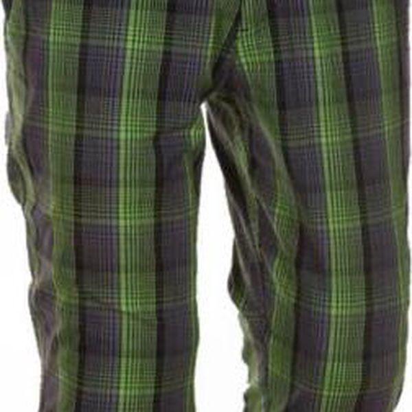 Pánské 3/4 kalhoty KILPI KAWERAU V. zelená