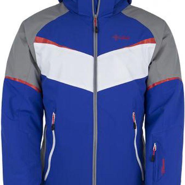 Pánská lyžařská bunda KILPI AIDAN modrá