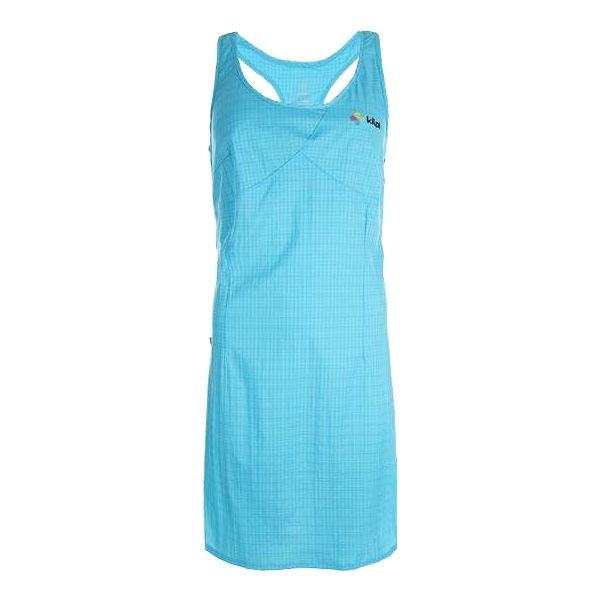 Dámské outdoorové šaty KILPI ROSSELA modrá