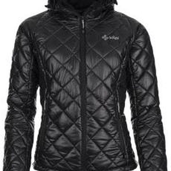 Dámská zimní bunda KILPI ALIZEE černá