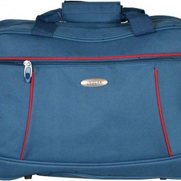 REAbags Cestovní taška UNICORN P-802 modrá