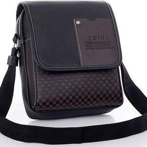 Pánská taška přes rameno - 2 varianty - poštovné zdarma