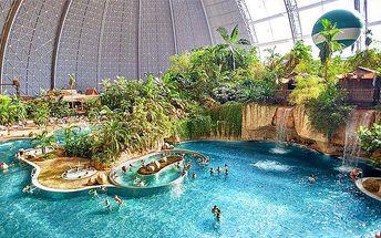 Celodenní zájezd do Tropical Islands v Německu pro 1 osobu