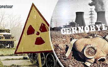 Černobyl - 4denní zájezd pro 1 osobu včetně dopravy, ubytování, polopenze a exkurze za 7 790 Kč!