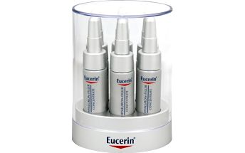 Eucerin Sérum pro redukci vrásek a zpevnění pleti Hyaluron-Filler 6 x 5 ml + doprava zdarma