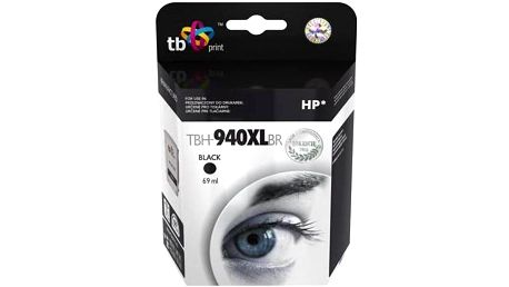 TB HP C4906AE (No.940) refil - kompatibilní (TBH-940XLBR) černá
