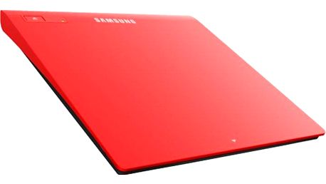 Samsung SE-208GB, červená - SE-208GB/RSRD