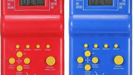 Tetris a další zábavné hry - retro hračka - poštovné zdarma