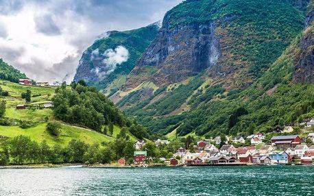 Na 14 dní za krásami jižního a středního Norska