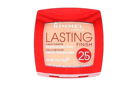 Rimmel London Lasting Finish 25hr Powder Foundation 7 g makeup 004 Light Honey W