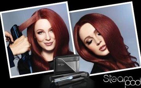 Rekonštrukcia vlasového vlákna - Steampod plus strih. Procedúra pre krásne a zdravé vlasy!
