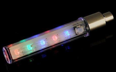 LED svítící ventilky