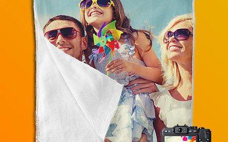 Osuška a ručník s vaší vlastní fotografií