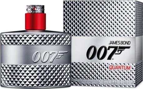 James Bond 007 Quantum toaletní voda 75ml Tester pro muže