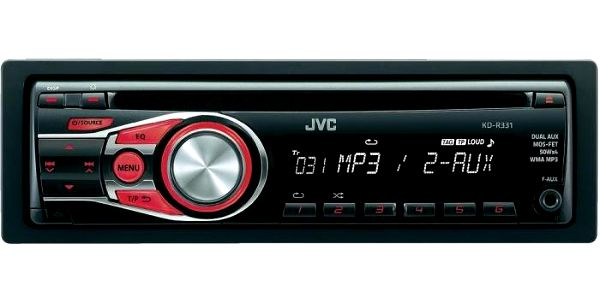 JVC KD R331