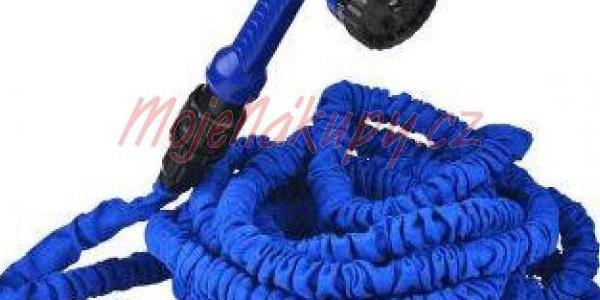 Flexibilní zahradní hadice dlouhá 15 metrů