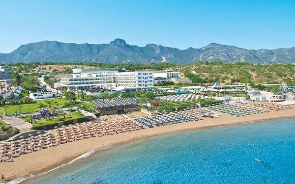 Kypr, Kyrenia, letecky na 8 dní s all inclusive