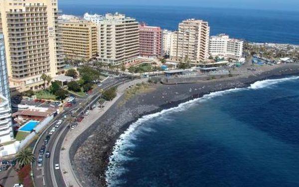 Kanárské ostrovy - Tenerife na 8 dní, polopenze s dopravou letecky z Prahy nebo letecky z Brna